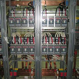 Электрощиты наружного освещения (ЩНО)