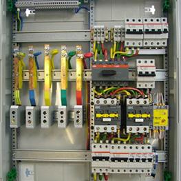 Электрощиты освещения (ЩО)